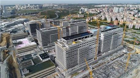 Başakşehir Şehir Hastanesi'ndeki son durum