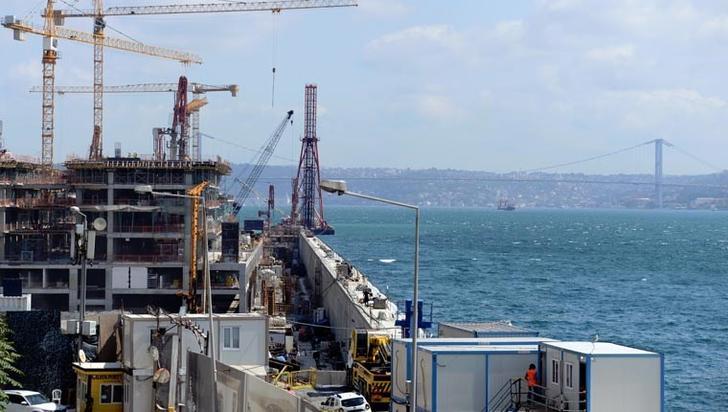 Galataport İstanbul inşaat ve maket galerisi yayında!