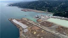 Rize-Artvin Havalimanı dolgu çalışmalarının yüzde 41'i tamamlandı