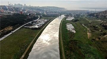 Kanal İstanbul'un Küçükçekmece Gölü - Sazlıdere Barajı güzergahı