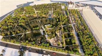 Zeytinburnu Millet Bahçesi böyle olacak