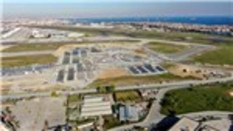 Atatürk Havalimanı'ndaki hastanenin inşaatında son durum
