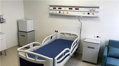 Sancaktepe pandemi hastanesinin iç kısmı da tamamlanıyor