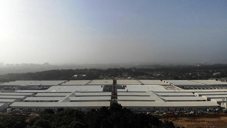 Sancaktepe Pandemi Hastanesi inşaatının yüzde 90'ı tamamlandı