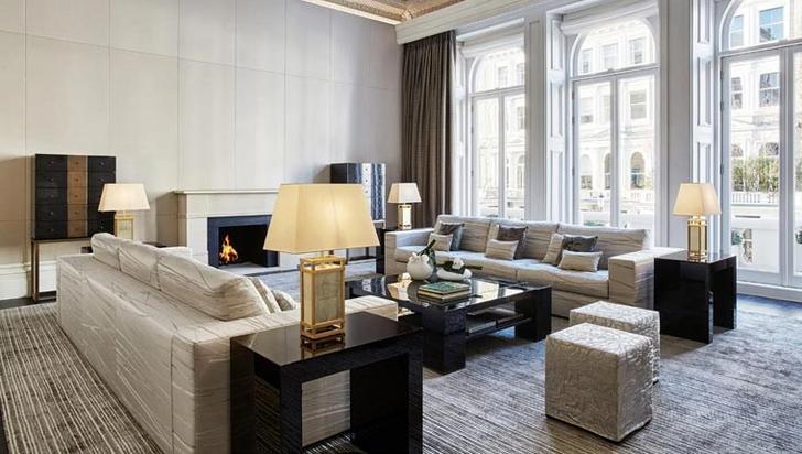 Armani Casa Londra'dan iç mekan önerileri