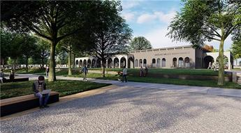 Diyarbakır'da yapılacak millet bahçesinin ihalesi gerçekleştirildi