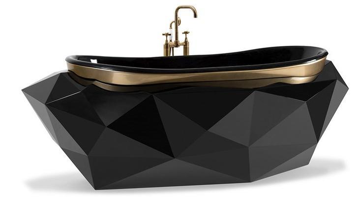 Banyoların çehresini değiştirecek lüks küvet modelleri!