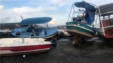 İzmir depremi tekneleri sürükledi! Tsunami uyarısı!