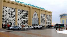 YDA imzası taşıyan Türkistan Uluslararası Havalimanı hizmete açıldı