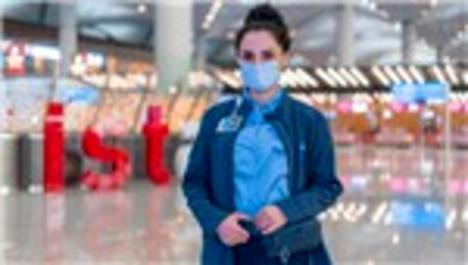 İşte İstanbul Havalimanı'nın hijyen takımı!