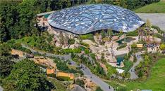 Zürih Hayvanat Bahçesi'nde filler için dev alan!