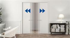 Raylı kapılar evinizi daha genişletiyor