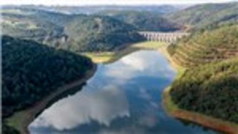 İstanbul'un barajlarındaki su seviyesi yüzde 43'e yükseldi