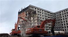 Rize'de kentsel dönüşüm çalışmaları devam ediyor
