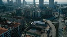 İzmir depreminde yıkılan Rıza Bey Apartmanı'nın yerinde yeşil alan düzenlemesi yapılacak