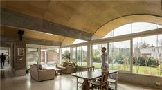Kubbeli, kemerli tavanlar hala mekanları farklılaştırıyor!