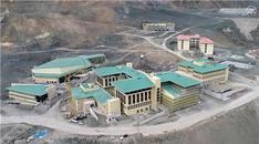 Yusufeli yeni yerleşim yeri inşasında sona yaklaşılıyor