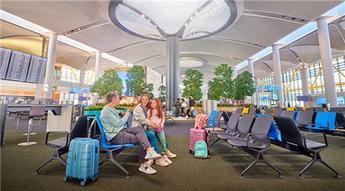 İGA, İstanbul Havalimanı'nı ile ilgili güncel görseller yayınladı!