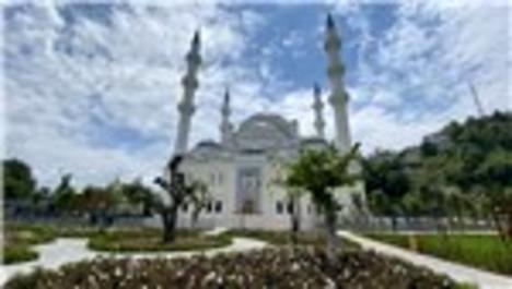 Zonguldak Uzun Mehmet Camisi açıldı