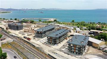 CER İstanbul şantiyesinde çalışmalar devam ediyor.