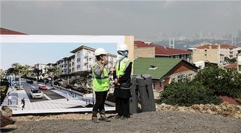 Üsküdar'da Büyük Dönüşüm 5000 Yeni Konut Projesi