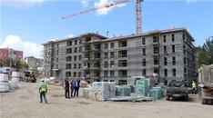 TOKİ'nin Arnavutluk'da inşa ettiği deprem konutlarının yüzde 80'i tamamlandı