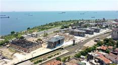 CER İstanbul inşaatı havadan görüntülendi!