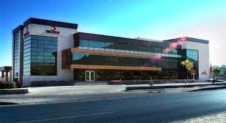 Süleyman Çetinsaya Kayseri'de Kan Merkezi açtı!