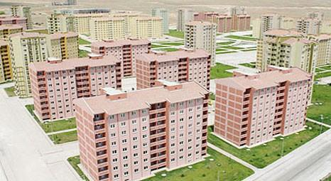 TOKİ'den Adana'ya yoksul konutu!