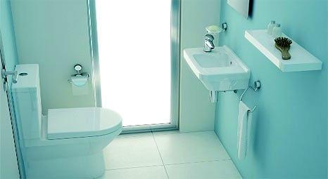 VitrA'dan dar banyoları ferahlatan çözüm