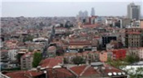 İstanbul'da 1 milyon bina yıkılacak
