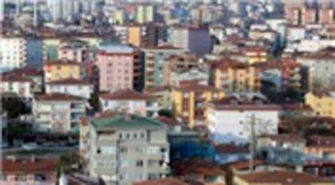 İstanbul'da bir milyon bina yıkılmayacak