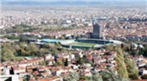 Yabancı turizmcinin gözü Bursa'da
