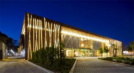 Tabanlıoğlu, Tripoli Kongre Merkezi ile Cityscape Mimarlık Ödülü'nü aldı