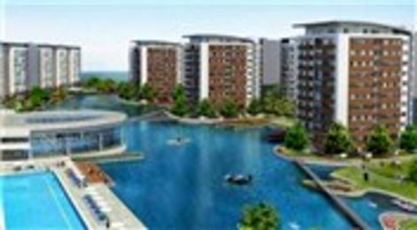 Sinpaş Aqua City 2010'da 315 bin TL! 84 ay vade!