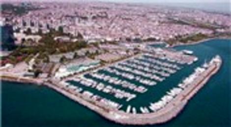 Ruslardan Ataköy'e sürat teknesi görünümlü Nike Otel geliyor