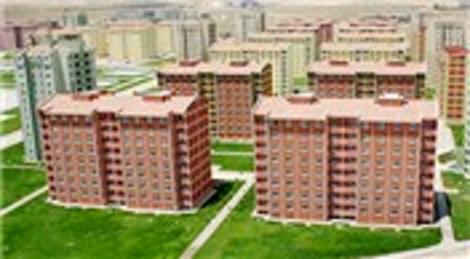 TOKİ'den Ankara'da 84 metrekare daire 351 lira taksitle