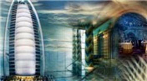 Şeyh El Maktum'un Dubai'deki oteli Maçka'da