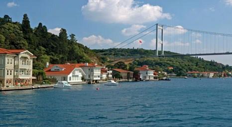 İstanbul Boğaz'ındaki 50 satılık yalı!