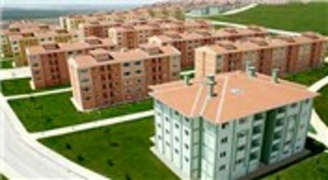 TOKİ,konut projelerinde ilçelere ağırlı verecek