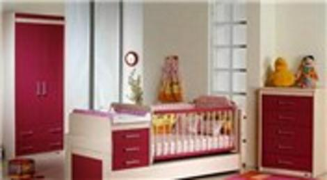 Bebek odası nasıl döşenmeli?