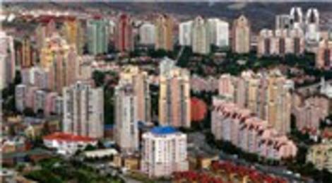 TOKİ'den 600 lira taksitle lüks evler