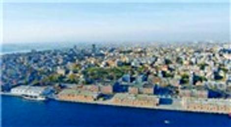 Erdoğan Galataport ve Haydarpaşa'da kararlı!