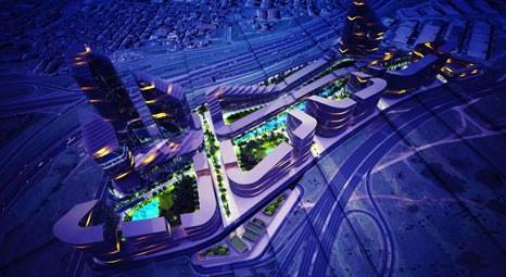 Ege Yapı Bağcılar'da 3750 daireli dev proje yapacak!