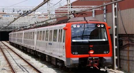 Kadıköy Kartal Metrosu'na sürücüsüz vagon geliyor
