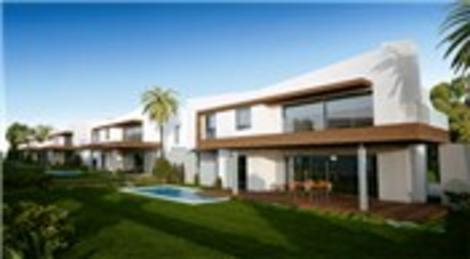 Suv Yapı'nın Mi'Marin Ilıca Villaları 2012'de teslim