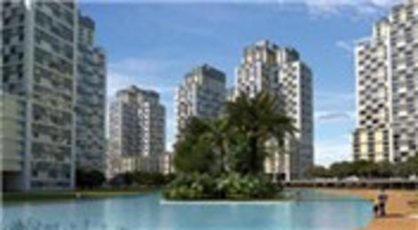 Beylikdüzü Kristal Şehir'de 1000 ev satıldı! 103 bin TL!