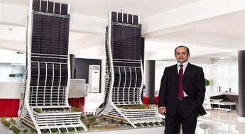 Folkart Yapı'dan İzmir'e yeni bir ikon: Folkart Towers