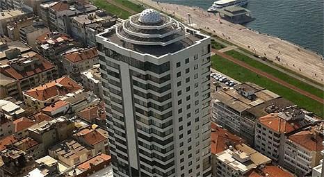 İzmir'in en kapsamlısı The Port Residence tamamlandı