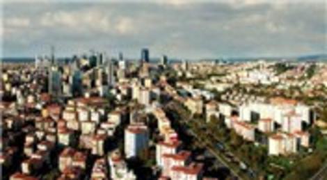 İşte İstanbul emlak piyasasının deprem haritası!